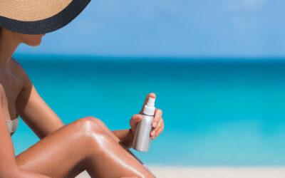 De invloed van zon op de huid