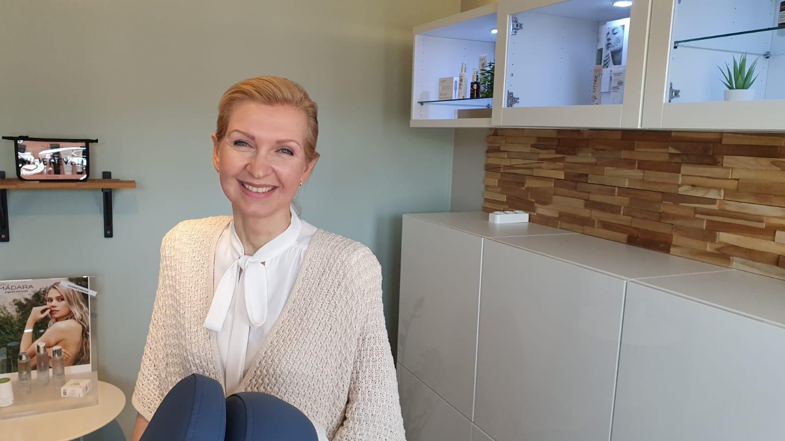 Yvonne Alberts is de specialiste bij Schoonheidssalonyvonnepurmerend.nl